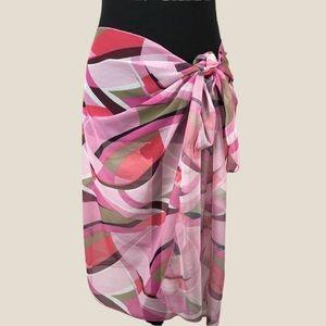 Athena | Swim Suit Sarong Cover up